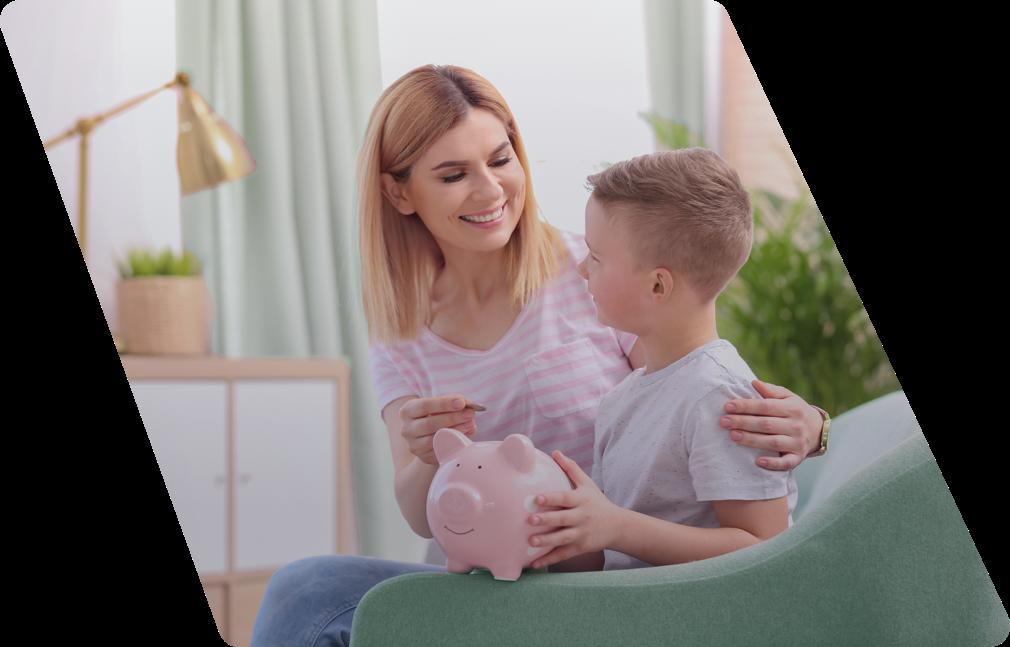 תכנית חיסכון עבור המשפחה